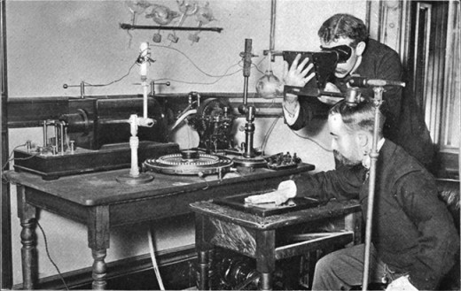 X-ray-experiment