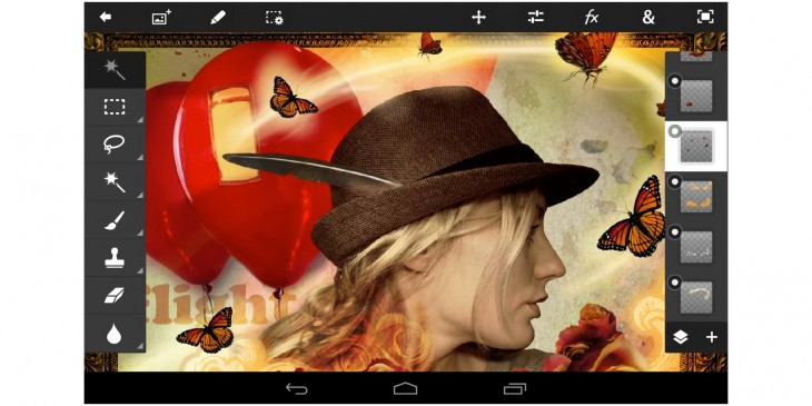 Adobe reassures the creative Android community that it's there for them