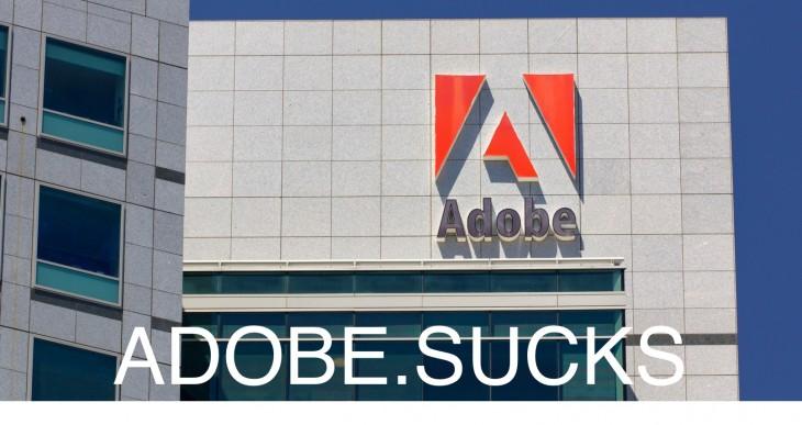 adobesucks