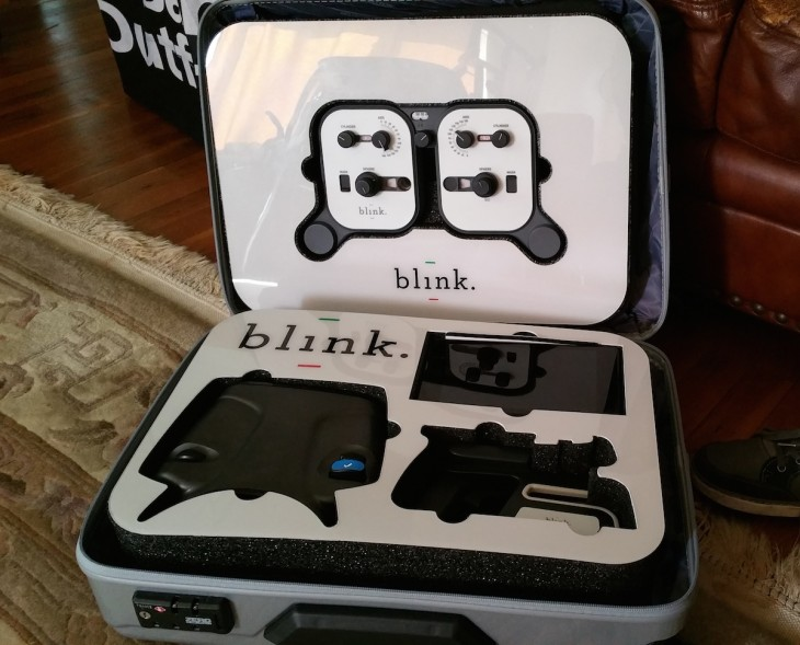 blink travel kit