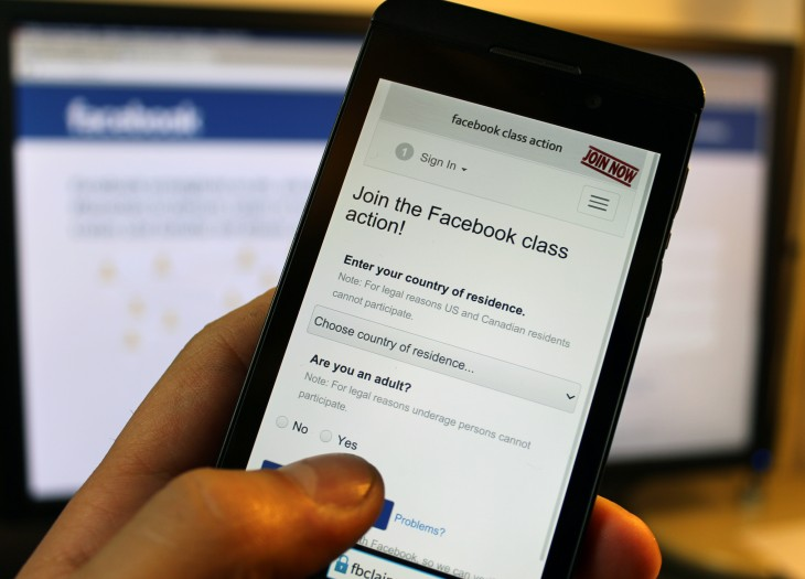 Facebook is facing 25,000 users in Vienna court over EU privacy violations