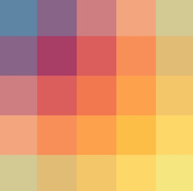 Web design color theory: how to create the right emotions with color ...