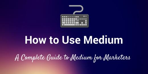 how-to-use-medium