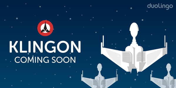 Qapla'! Duolingo will soon teach Klingon on its language-learning platform