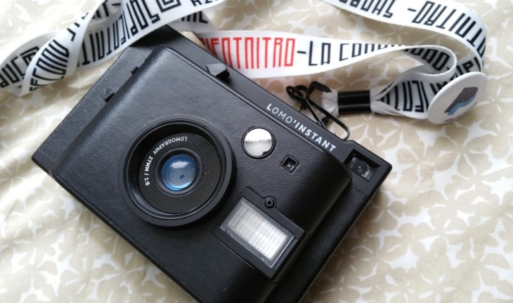 Lomo'Instant is the toy instant camera to please advanced photographers