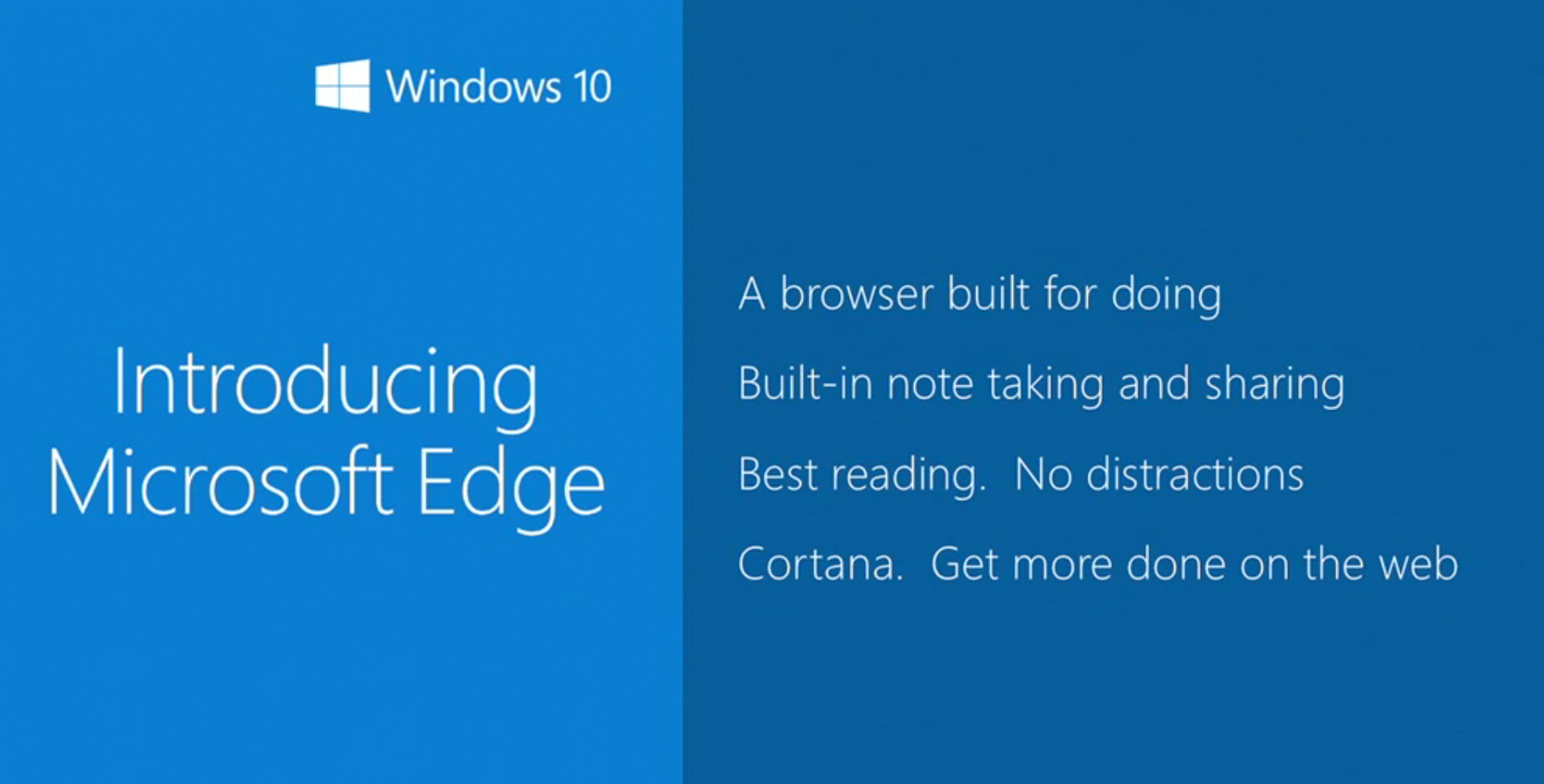 Everything Microsoft Announced At Build 2015 Day 1