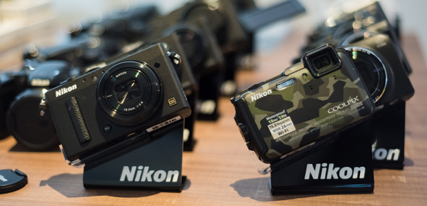 Nikon now has a selfie stick for its line of point-and-shoot cameras