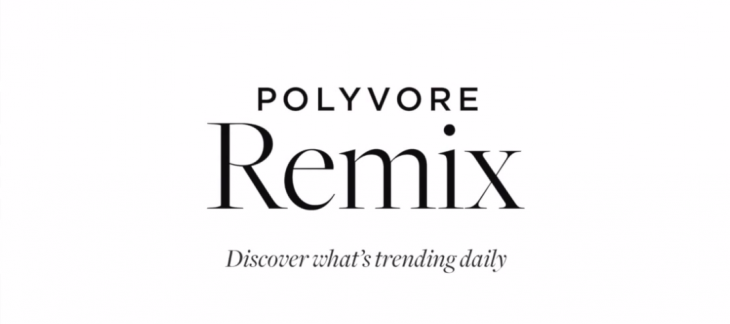 Polyvore Remix app for iPhone seeks to be your personal stylist