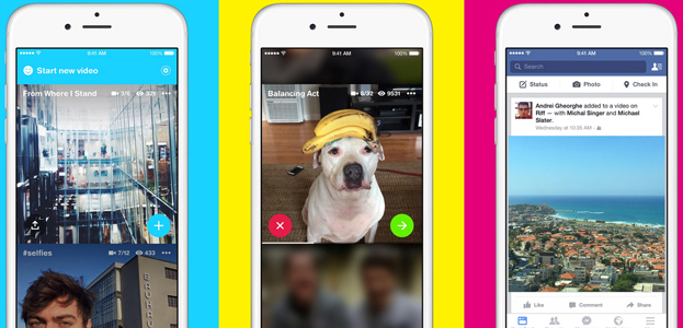 Facebook's Riff collaborative video app is a cool idea but still needs some polish