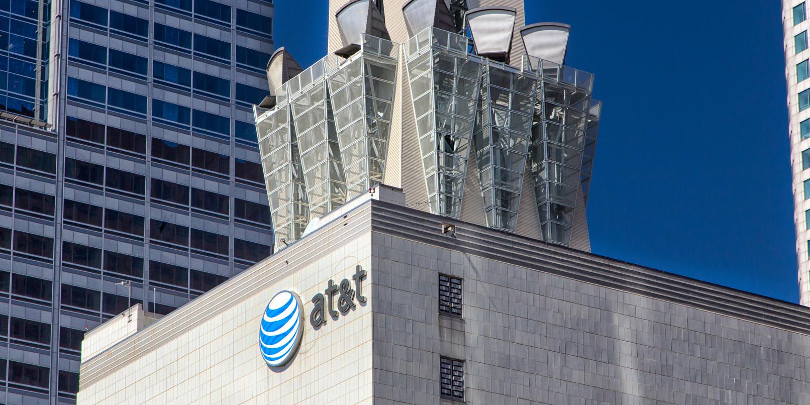 Kết quả hình ảnh cho AT&T