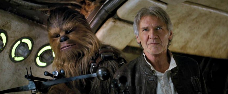 The new 'Star Wars: The Force Awakens' trailer just dropped and it will make your day