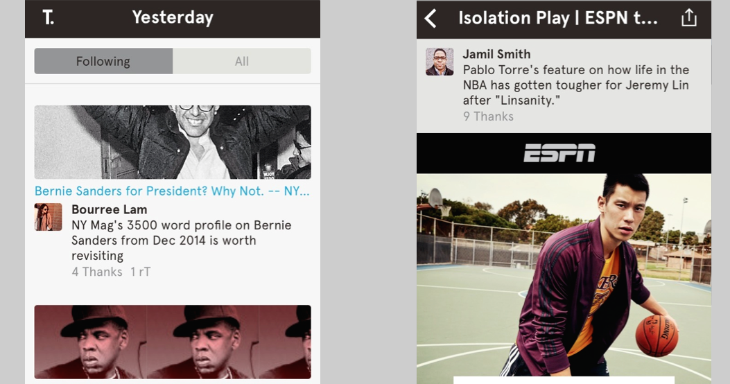 Invite-only social reading service 'This' now has an iPhone app