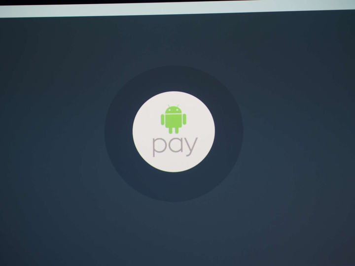 Google announces Android Pay