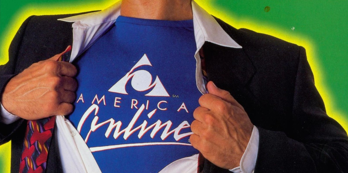 Those old AOL CD-ROMs aren't junk, they're history and this guy wants yours
