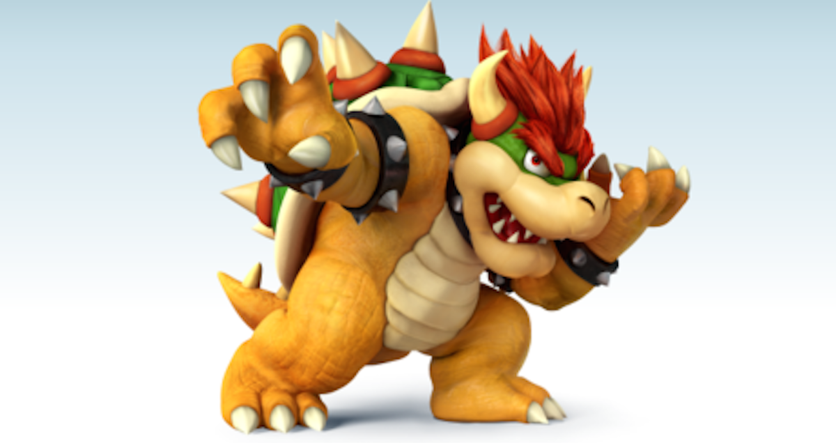 Meet Bowser Nintendo S New Us Vice President Of Sales