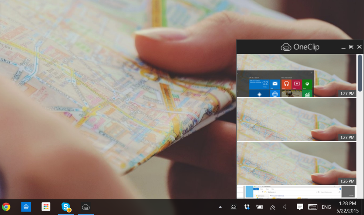 Microsoft is building a Pushbullet competitor that intelligently shares your clipboard across devices ...