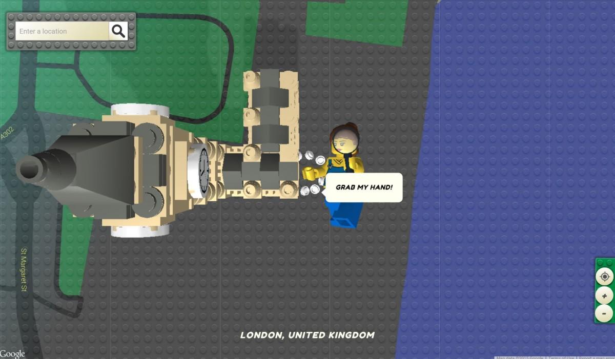 Brick Street View Lego 2