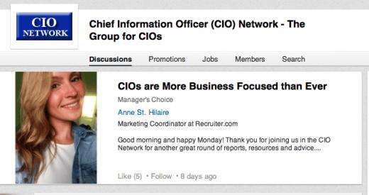 CIO-Network-LinkedIn