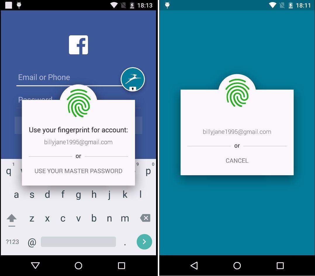 Картинки по запросу google fingerprint