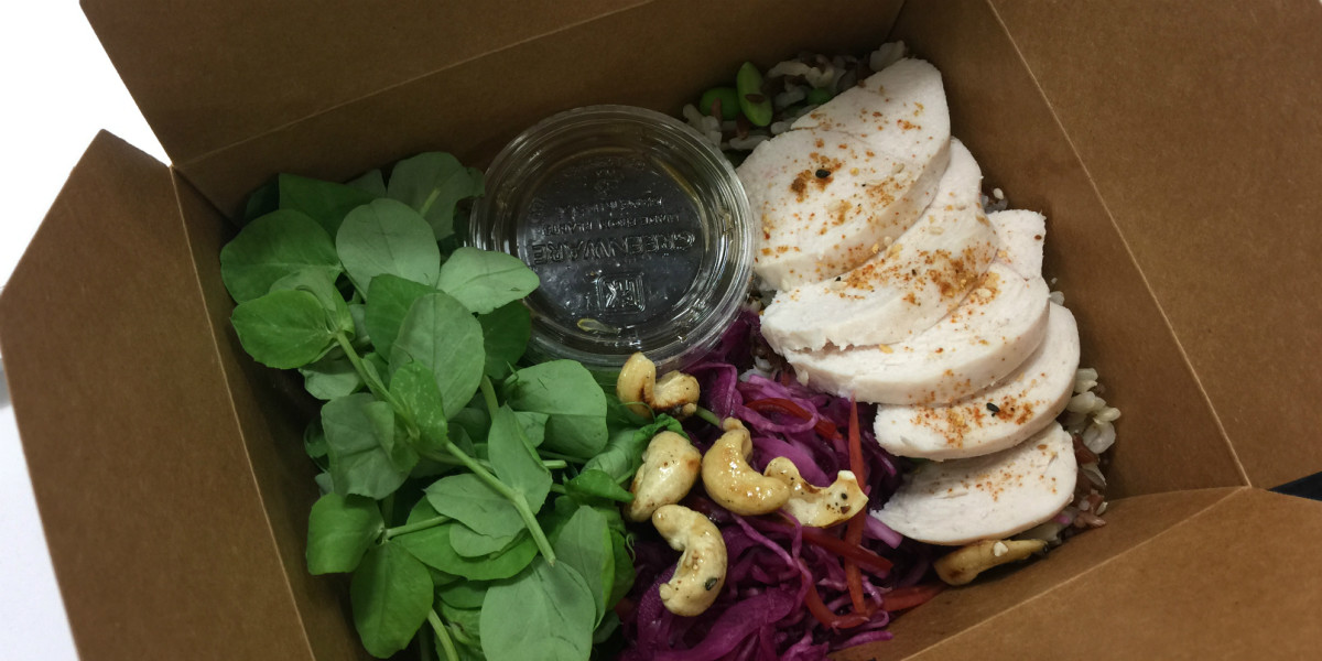 Deliverd uses downtime at cafes, bars – even a homeless charity kitchen – to make your lunch ...