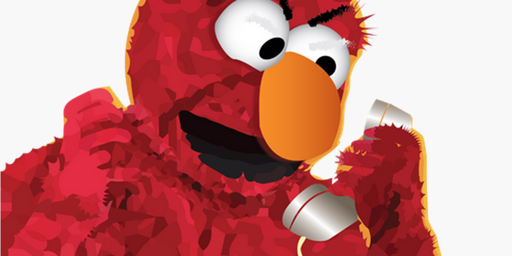 you can now have elmo send abusive messages to your friends