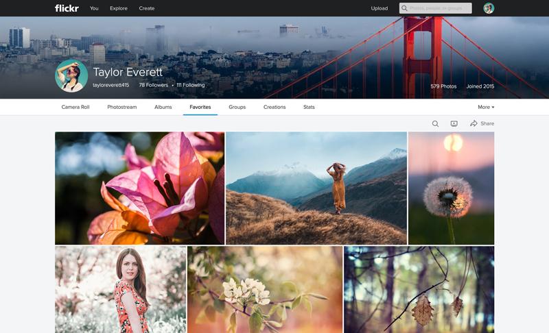 Flickr_Web_Favorites1