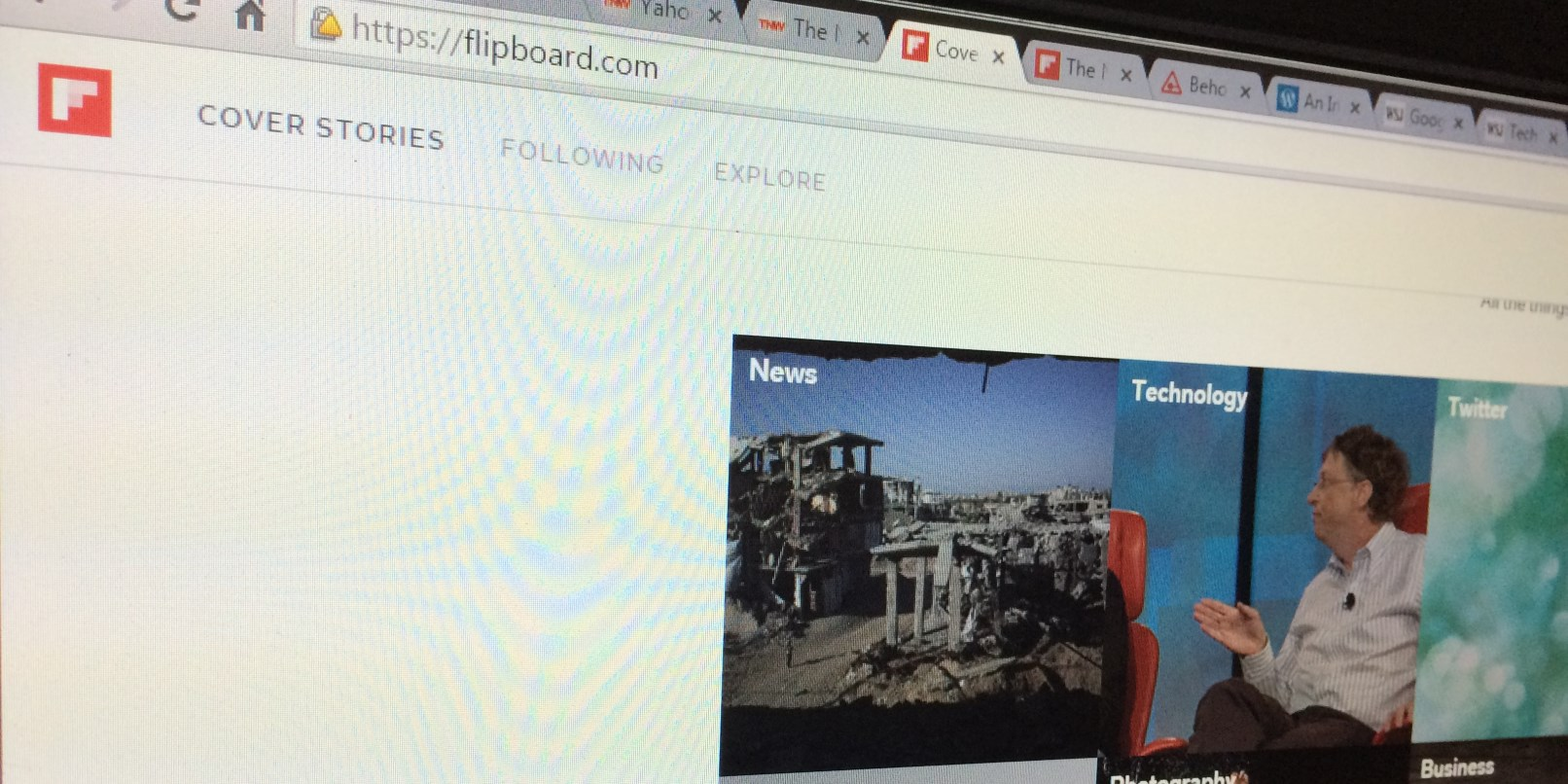 Yahoo and Google want to buy Flipboard to up their content game