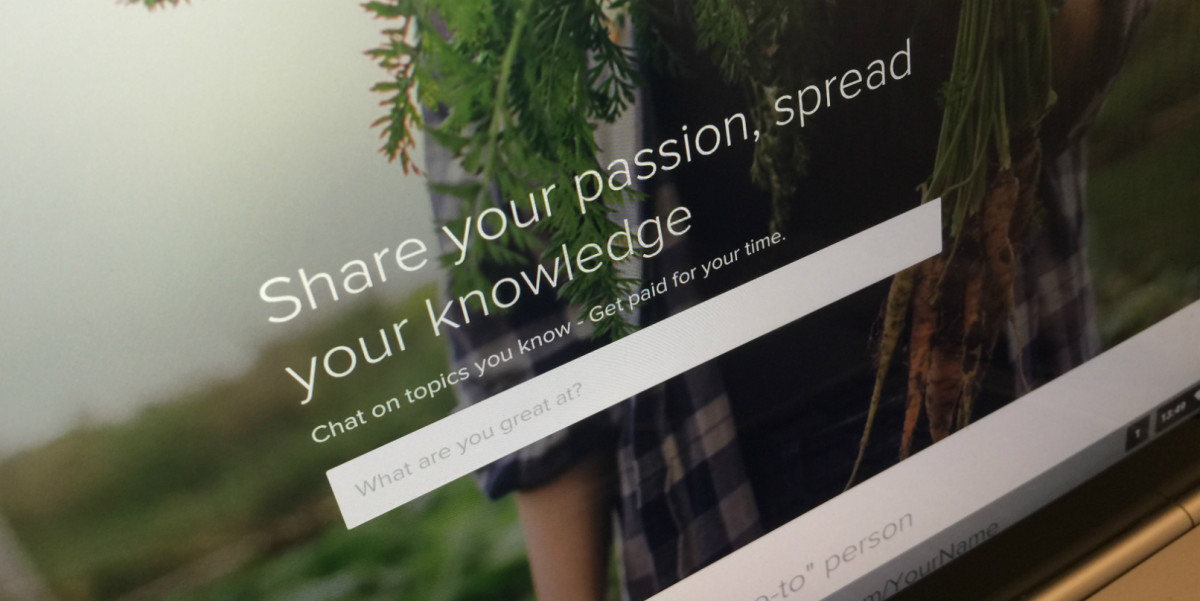 Fountain opens up its advice marketplace to help experts give online guidance on any topic