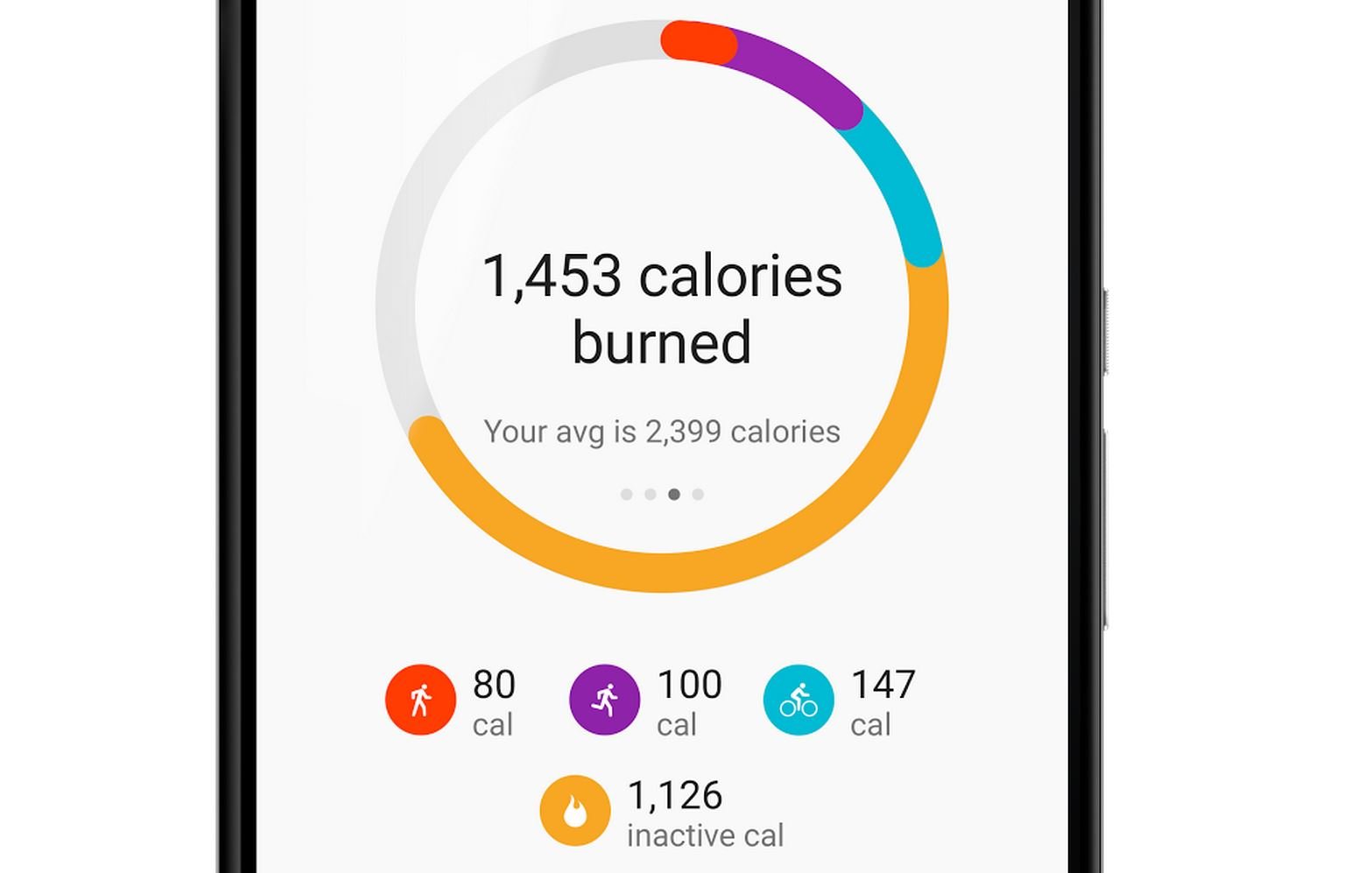 Google Fit can finally track how many calories you're burning, gets its own watchface