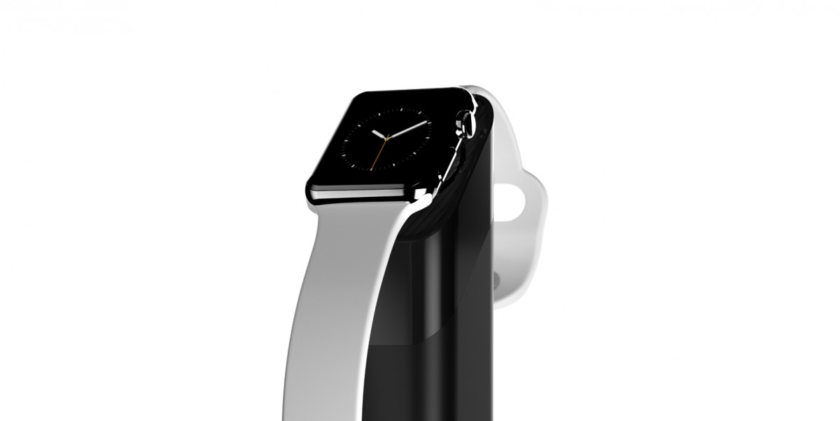 Charge your Apple Watch in style with 10% off the Griffin WatchStand