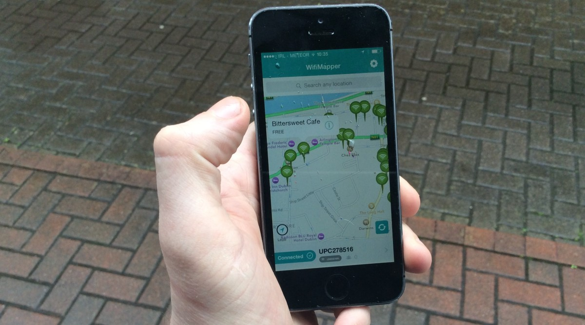 OpenSignal's WifiMapper app for iOS reveals 500 million hotspots waiting for you