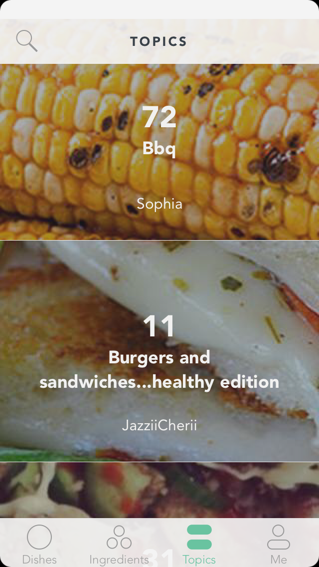 Handpick turns instagram into the worlds largest recipe book the best feature though is the ingredients screen where you can input what youve actually got in your kitchen and get recipe suggestions forumfinder Gallery