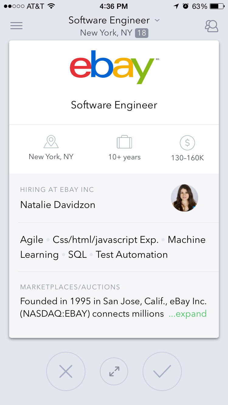 Job Matching App Switch Now Includes Tech And Media Jobs