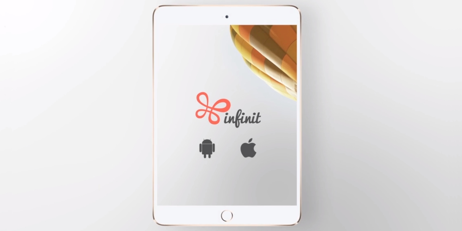 Infinit's cross-platform file sharing app arrives on iPad
