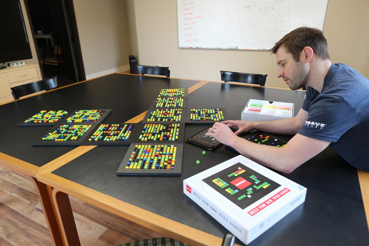 Multi-board games