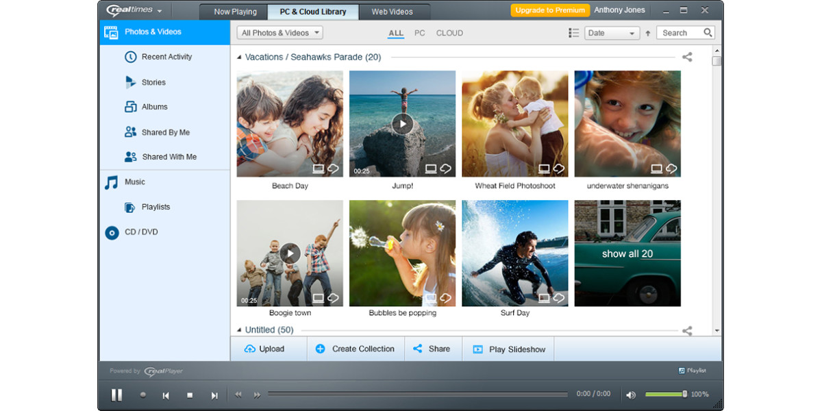 RealNetworks launches RealTimes, an overhaul of its cloud-based photo sharing service