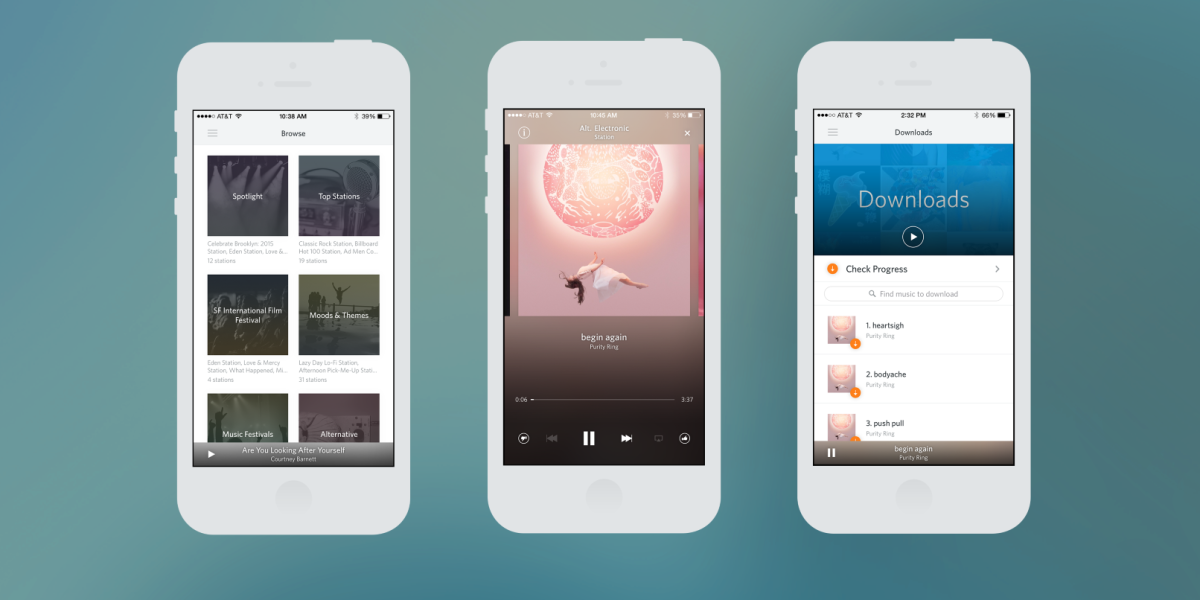 Rdio's new 'Select' tier offers ad-free radio and on-demand tracks for $3.99 per month ...