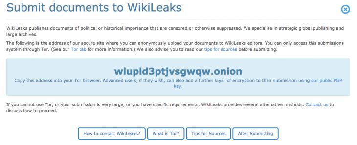 wikileakstor