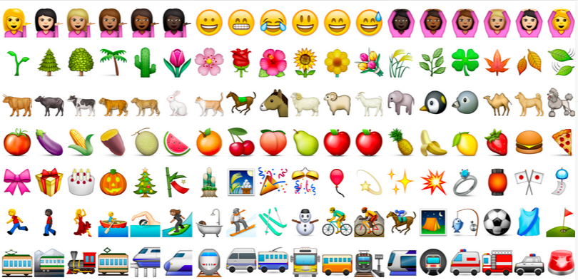 Emoji are not the future of language, they're too small to contain our imaginations