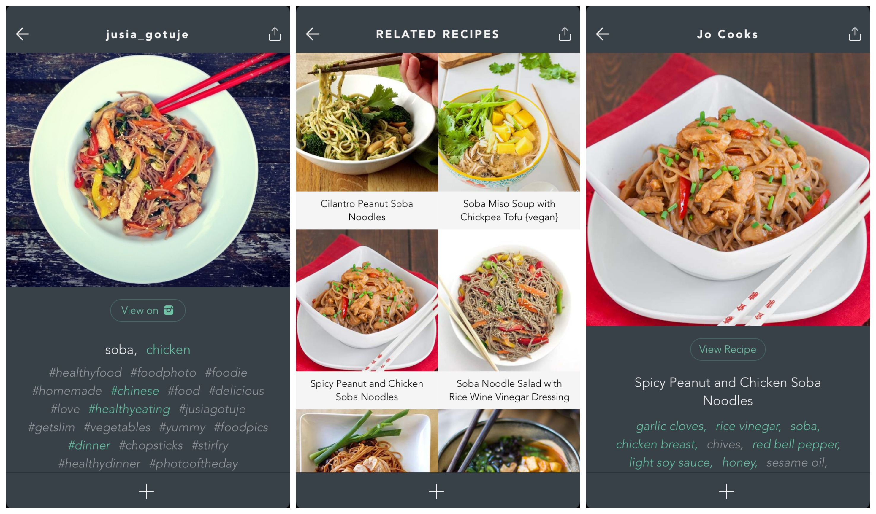 Handpick turns instagram into the worlds largest recipe book forumfinder Gallery