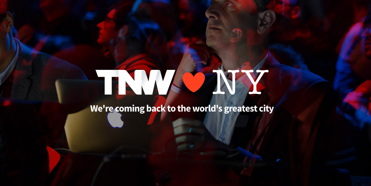 Announcing TNW Conference USA 2015: We're coming back to the greatest city on earth