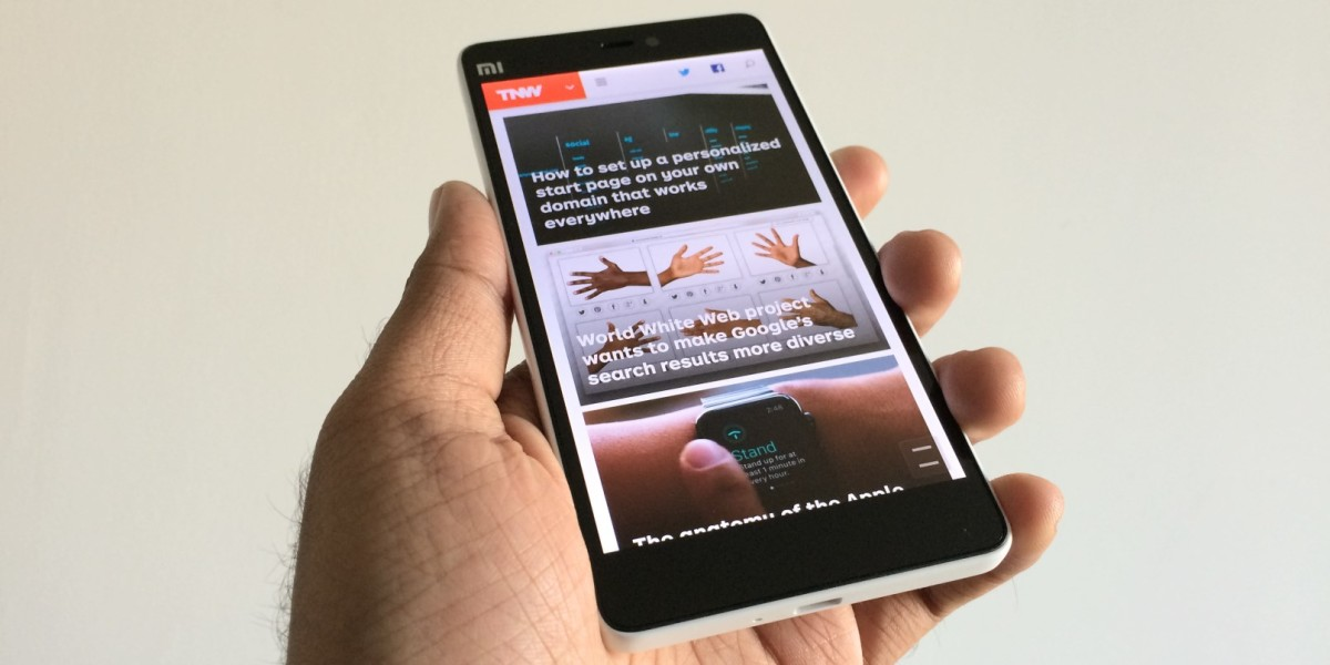 Xiaomi Mi 4i: An excellent mid-range phone let down by low