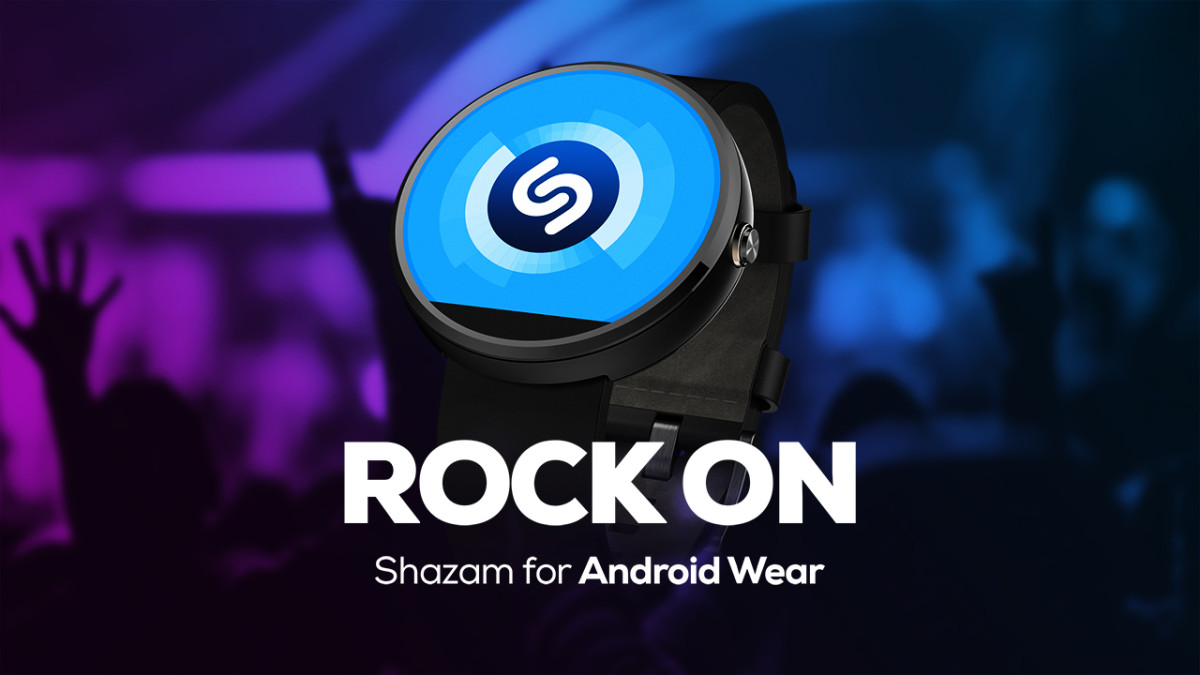 Shazam now works on your Android watch