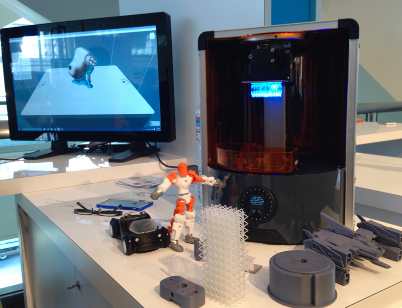 Autodesk Goes Full-On Microsoft with HoloLens, 3D Printing