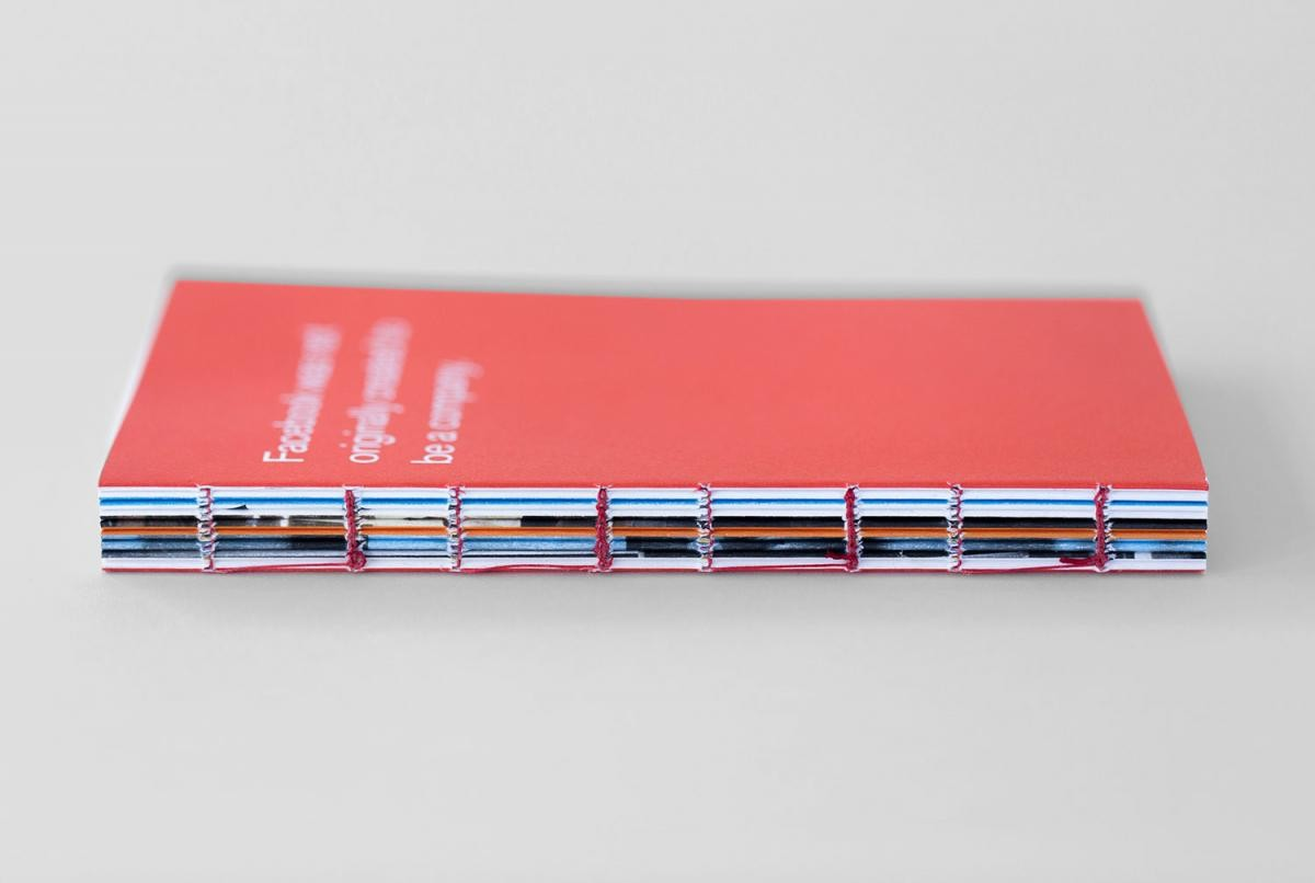 Here's our first peek inside the little red book Facebook gives to employees