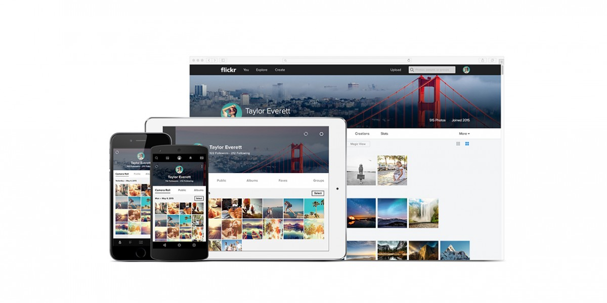Massive Flickr overhaul coordinates new search, navigation, uploading and mobile app updates