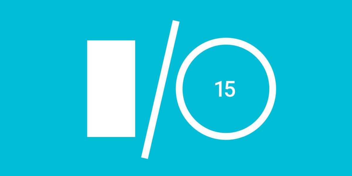 Google I/O liveblog 2015