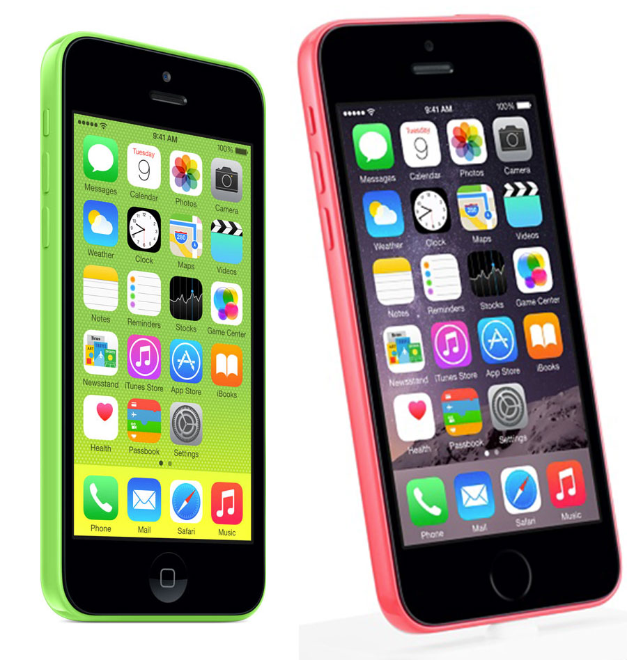 apple may have just revealed an updated iphone 5c with. Black Bedroom Furniture Sets. Home Design Ideas