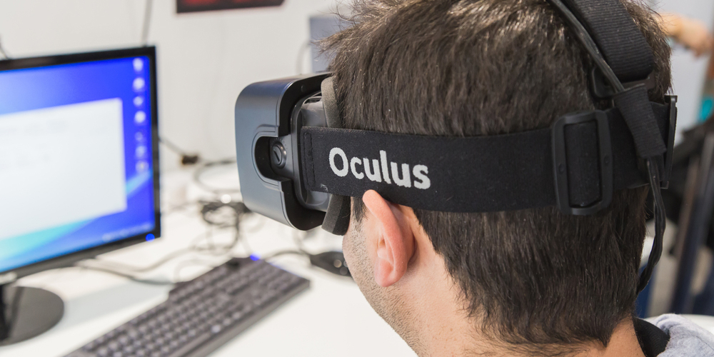 Oculus Rift is helping football players skill-up in virtual reality off the field