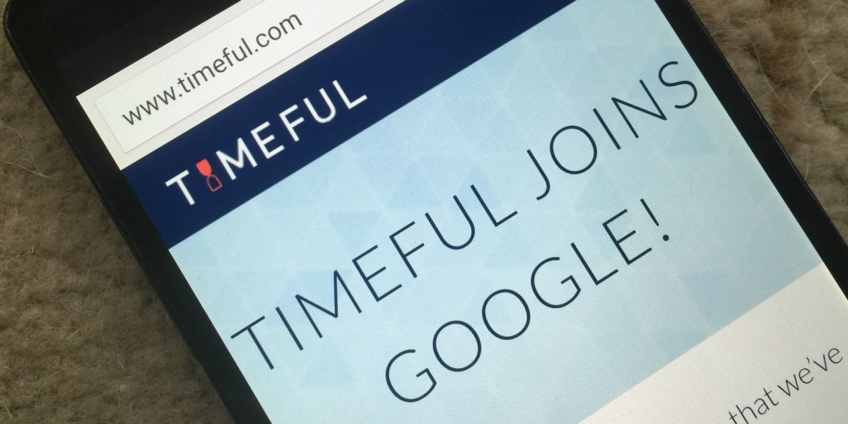 Google acquires smart calendar maker Timeful
